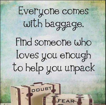 03.11.13.Every one comes with a bagage